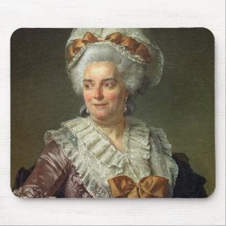 Portrait of Madame Charles-Pierre Pecoul, nee Pota Mouse Pad