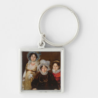Portrait of Madame de Tangry Keychain