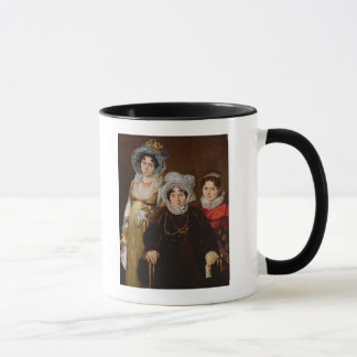 Portrait of Madame de Tangry Mug