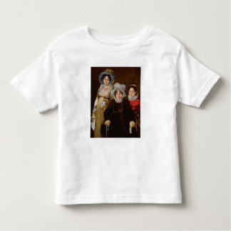 Portrait of Madame de Tangry Toddler T-shirt
