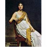 Portrait Of Madame De Verninac By David Jacques-Lo Photo Cutouts