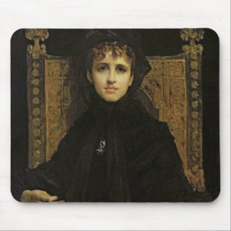 Portrait of Madame Georges Bizet  1878 Mouse Pad