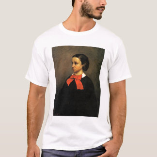 Portrait of Madame Jacquet (oil on canvas) T-Shirt
