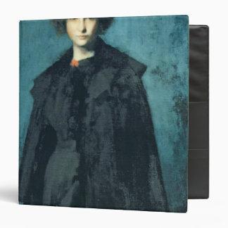 Portrait of Madame Laura Leroux Binder