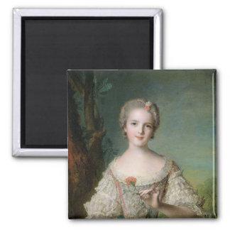 Portrait of Madame Louise de France Magnet