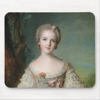 Portrait of Madame Louise de France Mouse Pad
