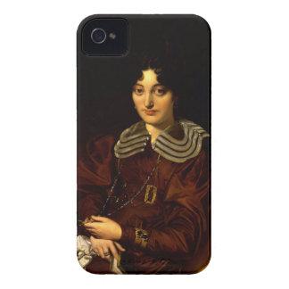 Portrait of Madame Marcotte de Sainte-Marie (1803- iPhone 4 Case