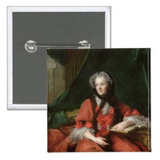 Portrait of Madame Maria Leszczynska  1748 Pin