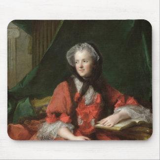 Portrait of Madame Maria Leszczynska  1748 Mouse Pad