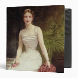 Portrait of Madame Olry-Roederer, 1900 (oil on can 3 Ring Binder