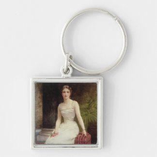Portrait of Madame Olry-Roederer, 1900 (oil on can Keychain