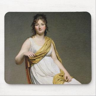 Portrait of Madame Raymond de Verninac  1798-99 Mouse Pad