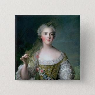 Portrait of Madame Sophie Pinback Button