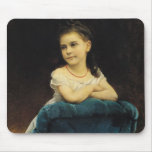 Portrait of Mademoiselle Franchetti, 1877 Mouse Pad
