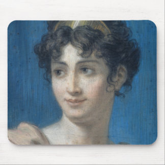 Portrait of Mademoiselle Georges Mousepads