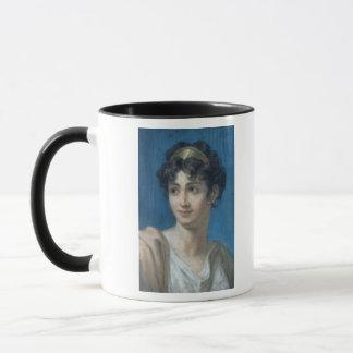 Portrait of Mademoiselle Georges Mug