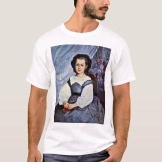 Portrait Of Mademoiselle Romaine Lancaux T-Shirt