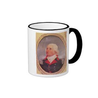 Portrait of Major General Charles C. Pinckney Ringer Mug