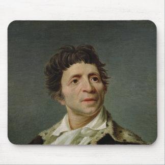 Portrait of Marat  1793 Mouse Pad