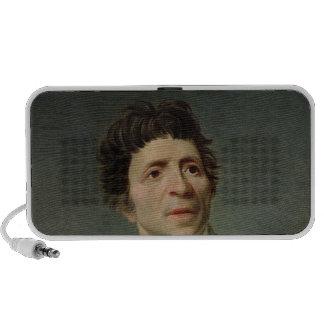 Portrait of Marat  1793 iPod Speakers