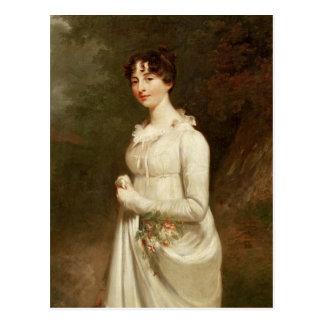 Portrait of Marcia. B. Fox Postcard