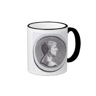 Portrait of Marcus Aurelius Ringer Mug