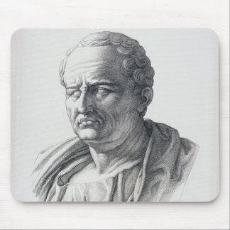 Portrait of Marcus Tullius Cicero Mouse Pad