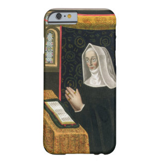Portrait of Margaret Beaufort, Countess of Richmon Barely There iPhone 6 Case