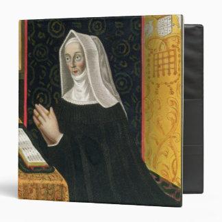 Portrait of Margaret Beaufort, Countess of Richmon Binder