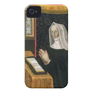 Portrait of Margaret Beaufort, Countess of Richmon iPhone 4 Case