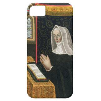 Portrait of Margaret Beaufort, Countess of Richmon iPhone SE/5/5s Case