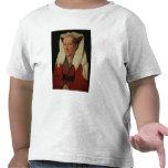 Portrait of Margaret van Eyck, 1439 Tshirts