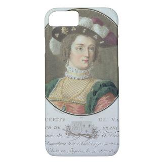Portrait of Marguerite de Valois (1492-1549), 1787 iPhone 8/7 Case