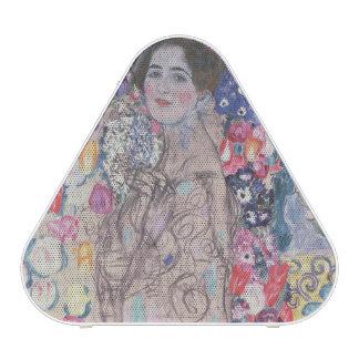 Portrait of Maria Munk Bluetooth Speaker