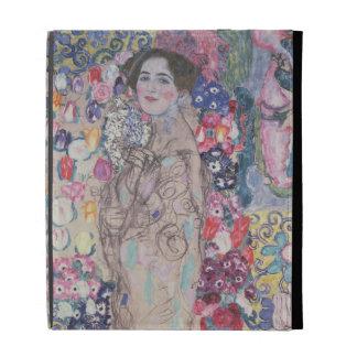 Portrait of Maria Munk iPad Folio Cover