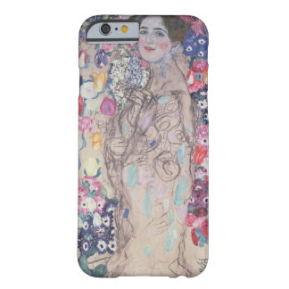 Portrait of Maria Munk Barely There iPhone 6 Case