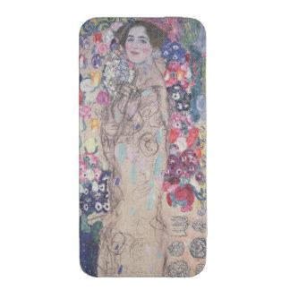 Portrait of Maria Munk iPhone 5 Pouch