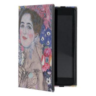 Portrait of Maria Munk Cover For iPad Mini