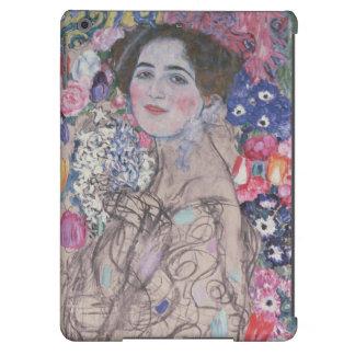 Portrait of Maria Munk iPad Air Case