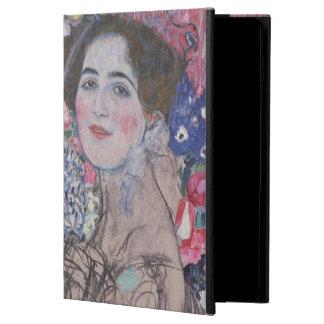 Portrait of Maria Munk iPad Air Cover