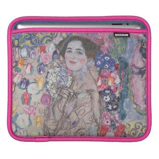 Portrait of Maria Munk iPad Sleeves