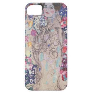 Portrait of Maria Munk iPhone SE/5/5s Case