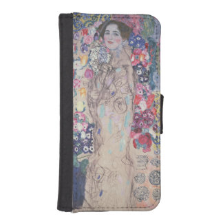 Portrait of Maria Munk Phone Wallet
