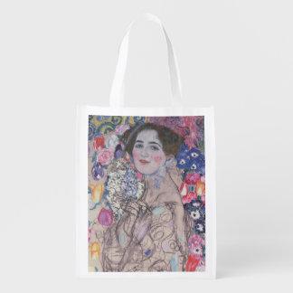 Portrait of Maria Munk Reusable Grocery Bag