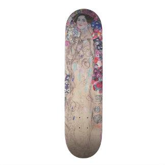 Portrait of Maria Munk Skateboard Deck