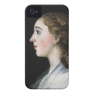 Portrait of Maria Teresa de Vallabriga Goya art iPhone 4 Cover