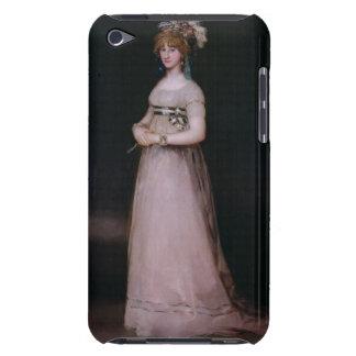 Portrait of Maria Theresa de Bourbon y Vallabriga, iPod Touch Cover