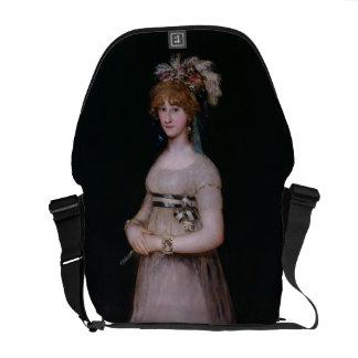 Portrait of Maria Theresa de Bourbon y Vallabriga, Messenger Bag