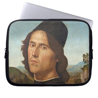 Portrait of Marianito Goya, Grandson of the Artist Laptop Sleeve