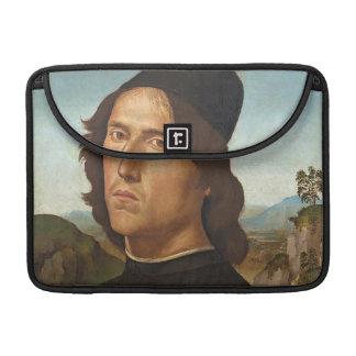 Portrait of Marianito Goya, Grandson of the Artist MacBook Pro Sleeve